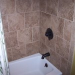 Tub Surround - Tile
