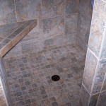 Bathroom Shower - Tile